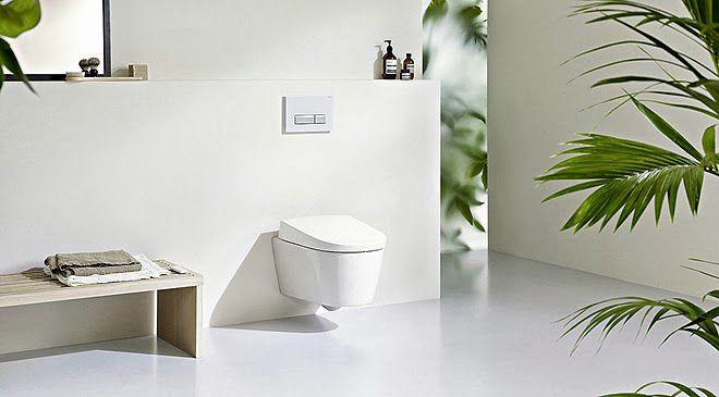 Aquaclean sela el inodoro que te limpia con agua gd duran for El inodoro que te lava