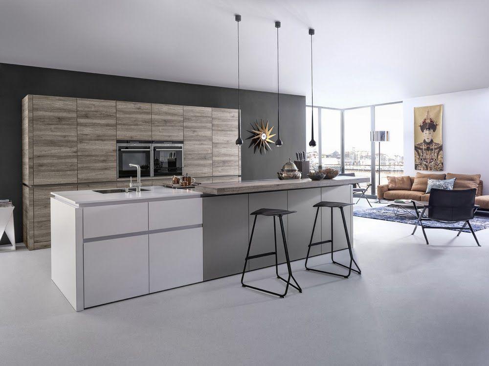 Cocinas modernas LEICHT - GD Duran