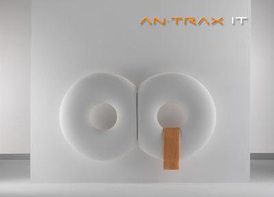 Radiadores de diseño ANTRAX IT, serie ZERO-OTTO diseño moderno en elementos de calefacción. Duran, expertos en radiadores y calefacción eficiente y de diseño